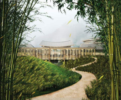 Six Senses Qing Cheng Mountain
