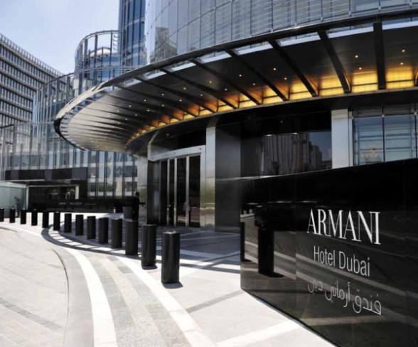 Armani Dubai UAE