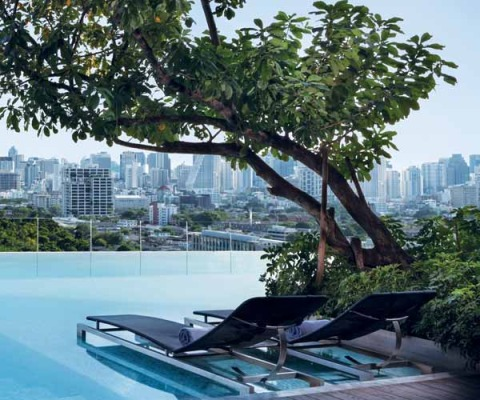 Sofitel So Bangkok, Thailand