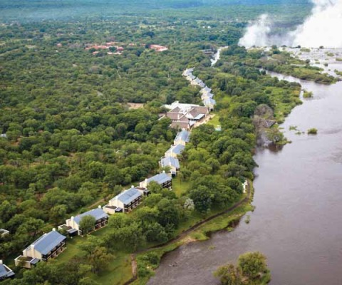 The Royal Livingstone, Victoria Falls, Livingstone, Zambia