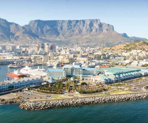 The Table Bay, Cape Town, South Africa
